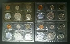 1961, 1962, 1963, and 1964 United States Proof Sets