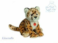 Cheetah Cub Plush Soft Toy Wildcat by Teddy Hermann Sold by Lincrafts 90465 SALE