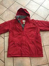 L.L BEAN RED  Winter Parka/Jacket Men's size XL