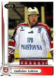 2001-02 Czech OFS #255 Ladislav Lubina