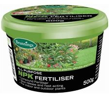 All Purpose NPK Fertiliser -500g Brunnings - Plant Fertilizer Quick Recovery