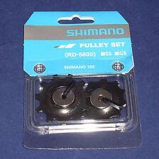 Shimano RD5800 GS Medium Cage Jockey Wheel Pulley Set Y5YE98090