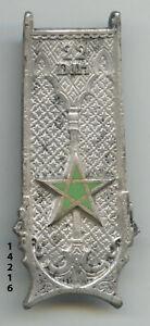 Insigne , 22  Div. d'Infanterie Marocaine