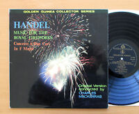 GGC 4003 Handel Music For The Royal Fireworks Charles Mackerras PYE NEAR MINT