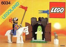 NEW Lego Castle Black Knight 6034 BLACK MONARCH'S GHOST Sealed LEGOLAND