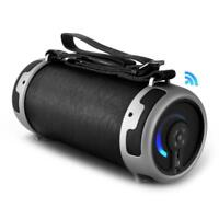 Portable Bluetooth Wireless BoomBox Stereo System, Flashing LED Party Lights etc