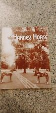 VINTAGE THE HARNESS HORSE  MAGAZINE...FEBRUARY 22, 1950....COLLECTIBLE...