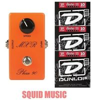 DUNLOP MXR CUSTOM SHOP CSP026 VINTAGE 74 PHASE 90 HANRDWIRED (3 SETS OF STRINGS)