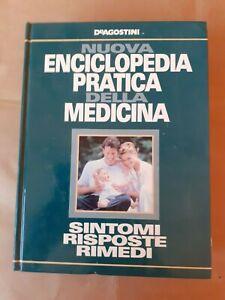 NUOVA ENCICLOPEDIA PRATICA DELLA MEDICINA - DE AGOSTINI 1996