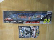 Jeff Gordon #24 Axalta Car & Transporter 1/64 NASCAR AUTHENTICS  NEW IN PACKAGE!