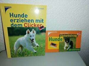 Hunde erziehen mit dem Clicker + Clickertraining Hunde
