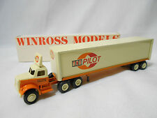 Pilot TNT Freight Carriers '85 Winross Truck (NlB)
