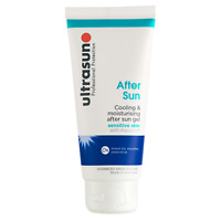 ULTRASUN After Sun Cooling & Moisturising Gel 100ml SENSITIVE SKIN New & SEALED
