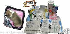Warwick Deluxe Whelping Box Kit Puppies Dog Towel Stethoscope Milk Kit & Scales