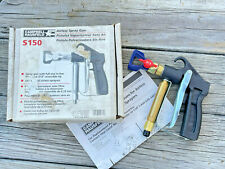 Brand New in Box Campbell Hausfeld S150 Airless Paint Spray Gun with 413 Tip