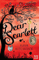 Dear Scarlett by Hitchcock, Fleur, Acceptable Used Book (Paperback) FREE & FAST