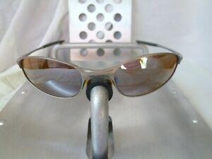 OAKLEY A WIRE 2.0 05-740 TITANIUM  Sunglasses c e square wire series