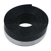 5 Meters Black Rubber Sealing Strip for Garage Door Weatherstrip