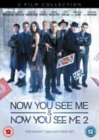 Now You See Me / Now You See Me 2 DVD Nuevo DVD (SUM52063D)