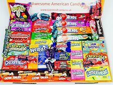 American Sweets Hamper - Perfect Candy Gift - QCP455