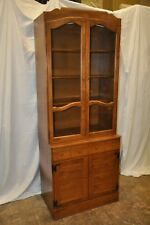 maple antique cabinets for sale ebay rh ebay com