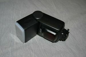 Metz 36 AF-5 Flash Olympus Panasonic 4/3 Four Thirds Fit