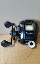 old vintage Browning fishing reel