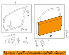 Scion TOYOTA OEM 11-16 tC-Door Skin Outer Panel Left 6711221070