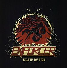 Enforcer - Death By Fire (includes free patch) - Enforcer CD A4VG The Cheap Fast