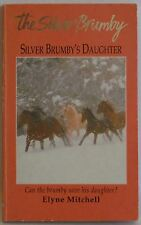 Silver Brumby's Daughter by Elyne Mitchell 1992 Horse Pony fiction book PB