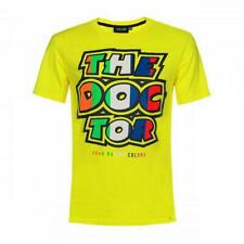 T-shirt The Doctor VR46 official Valentino Rossi collection Located in USA