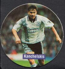 Merlin Tapas De Fútbol-Liga Premier 1996-no 30-Everton-Kanchelskis