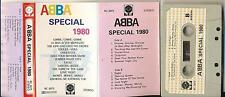 ABBA K7 AUDIO SPECIAL 1980