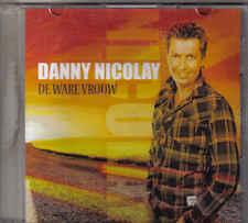 Danny Nicolay-De Ware Vrouw Promo cd single