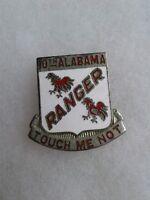 Authentic US Army 10th Ranger Battalion Insignia DUIDI Unit Crest Insignia NH