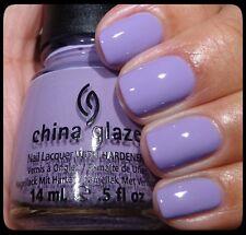 """China Glaze Nail Polish """" TART-Y FOR THE PARTY """" New/Full Size! VHTF!"""