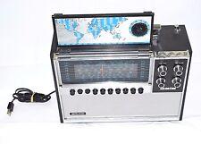 vntg MIDLAND SOLID STATE 8 BAND PORTABLE RADIO MODEL10-561