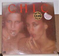 Chic - Self Titled - Original 1977 LP Record Album - Excellent Vinyl