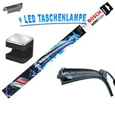 BOSCH A955S Scheibenwischer 600mm/575mm AeroTwin SET 2st.+ LED Taschenlampe