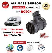 Per Vauxhall Opel Combo 1.7 DI DTI 16 V 2001 - > Sensore di massa d'aria 5 Pin con alloggiamento