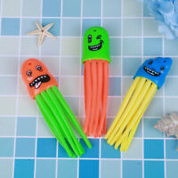 3pcs/set Throwing Toy Funny Swimming Pool Diving Game Toys for Children D SE FT