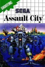 ## SEGA Master System - Assault City / MS Spiel ##