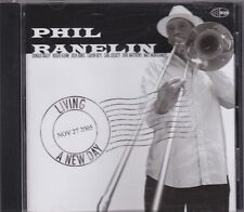 PHIL RANELIN - live a new day CD