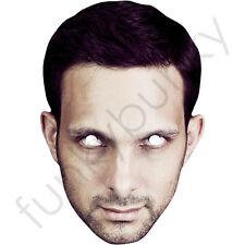 DYNAMO mago e ILLUSIONIST Celebrity CARTA MASCHERA-tutte le nostre maschere sono pre-tagliati!