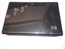 """HP Pavilion dv6-1000 dv6-2000 LCD 16"""" CCFL Housing Cover Bezel Hinges *Black*"""