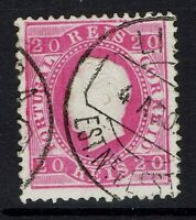 Portugal - SC# 40 - Used - Perf 12.5 - 043017