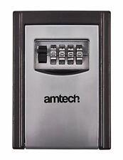 Amtech T1688 4-Digit Wall Mounted Key Storage Box