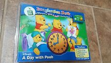 LEAP FROG IMAGINATION DESK LIFE LESSONS  A DAY WITH WINNIE THE POOH DISNEY