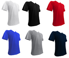 Mens Big and Tall Shirts V Neck Shirts for Men - M to 5XL