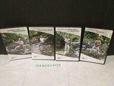 Qi Gong Flow 4 DVD Set Healing, Low Back, Fitness, Upper Back, Neck, & Beginners